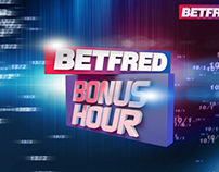 Betfred Bonus Hour Title Sequence Pitch