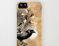 some my iphone case designs from society6