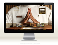 ALAYA RESORT - Ubud Website