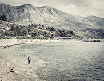 Morgan Silk - Personal: Kupari, Croatia