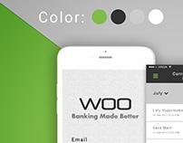 Woo Bank : Banking Made Better