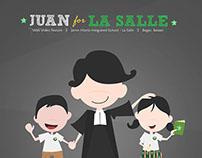 Juan for La Salle (teaser)
