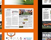 SUFC Branding & Design