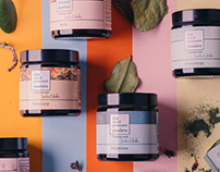 cold pressed powders