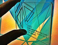 Laser Cutting Name Card