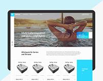 Delfi SPA - E-Commerce Online Shop / Germany