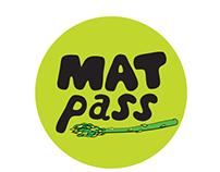 Pitch: Matpass branding