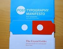 Typographic Manifesto