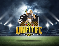 Unfit Fc Club Badge