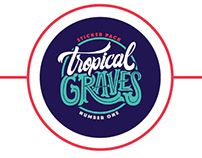 Stickers para Tropical Graves