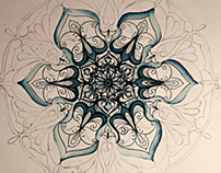 Mandala Design Development