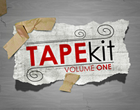 TapeKit Volume 1 *FREE*