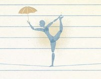 Acrobat Line - Raima calendar