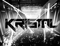 Kristal Club - Rebranding. (proposal)