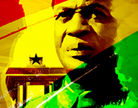GHANA - INDEPENDENCE DAY - 6TH MARCH, 1957