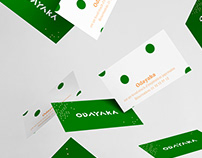 Odayaka | Brand Identity