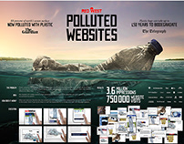 POLLUTED WEBSITES