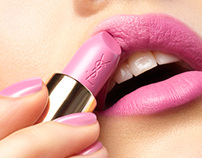 Beauty retouch: Lips