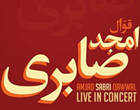 Qawaali Night with Amjad Sabri