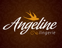 Logo // Angeline Lingerie