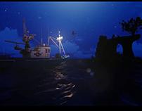 #3d #ship #environment