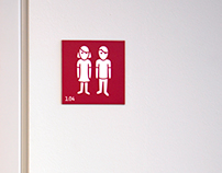 Pictograms for Krems school