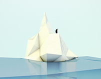 PAPER PENGUIN // PRINT / ANIMATION