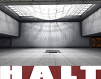 HALT Unity 3D mobile Game