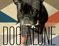Dog Alone Poster
