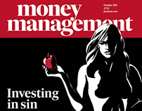 Money Management Magazine - October 2012 cover