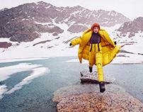 Glacial Chemistry Harper's Bazaar Arabia