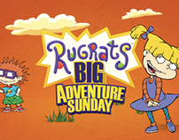 RUGRATS ADVENTURE SUNDAY
