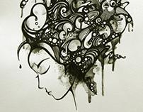 Ilustração de Autor