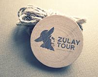 Zulay Tour - Diseño de Identidad