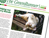 GreenRunner Newsletter Redesign