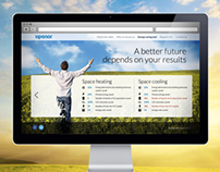 Uponor Microsite (2012)