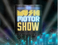The MUSIC MOTOR SHOW
