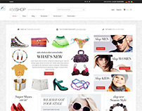 456Shop, WordPress Premium eCommerce Shopping Theme