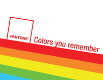 Pantone. Colors you remember.