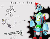 Robot toy design