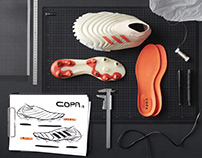 Adidas Football COPA 19