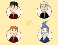 Harry Potter Concepts