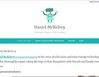 Daniel McKelvey EdCast WordPress