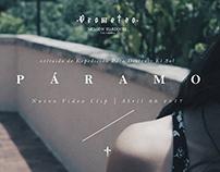 Videoclip Páramo - Prometeo
