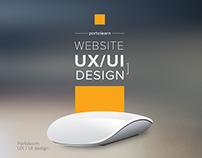 UX/UI | Portolearn Website