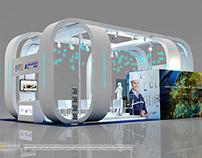 Exhibition stand design - Eltel