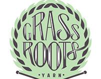 Grass Roots Yarn Logo