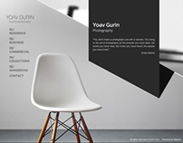 Webydo Website: Yoav Gurin.