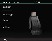 Seats Settings Concept