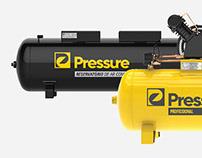Pressure - Branding